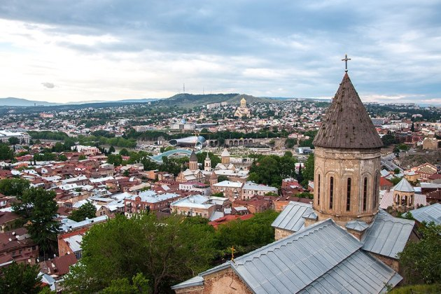 3 прогулочных маршрута по Тбилиси . Изображение №58.