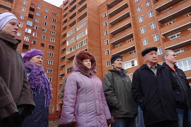 Социолог Борис Гладарев отом, почему соседи немогут договориться. Изображение №2.