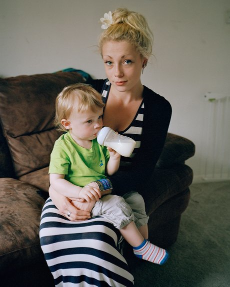 «Be Still, My Heart»: Грустные и счастливые истории юных матерей. Изображение № 34.