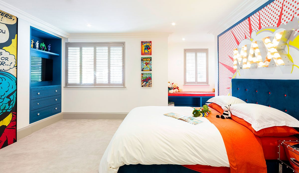 Bespoke Kids Bedroom Furniture A Case Study By Lamco Design
