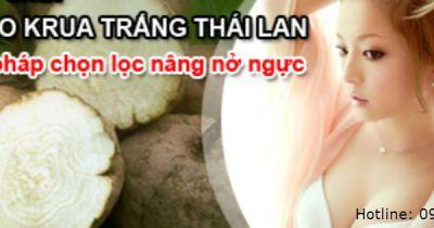 Câu hỏi thường gặp về Kwao Krua trắng