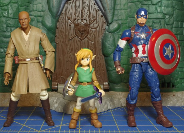 Figma Link - Size Comparison