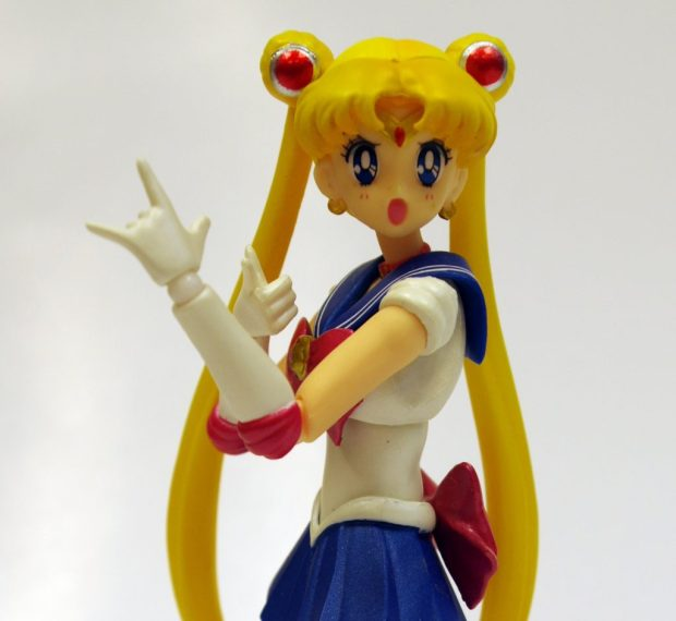 SH Figuarts Sailor Moon