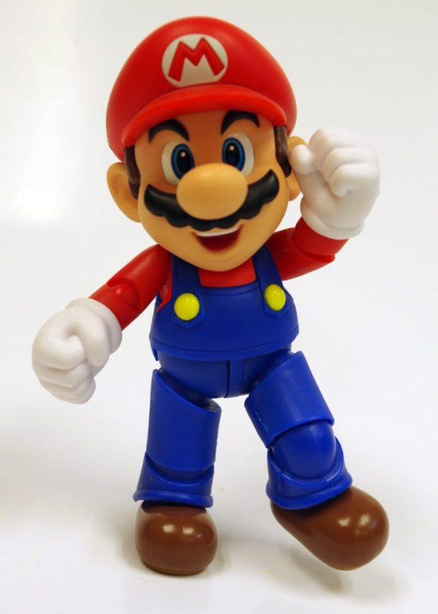 SH Figuarts Mario
