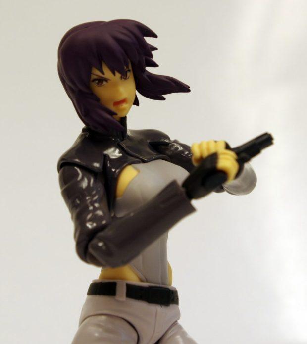 Figma Motoko Kusanagi