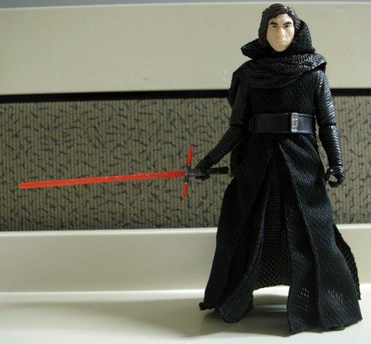 Star Wars Black Series Kylo Ren