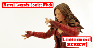Scarlet Witch -  Marvel Legends - Abomination Wave