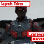 Lameazoid_Review_Marvel Legends Falcon