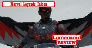 Falcon - Marvel Legends - Wal-Mart