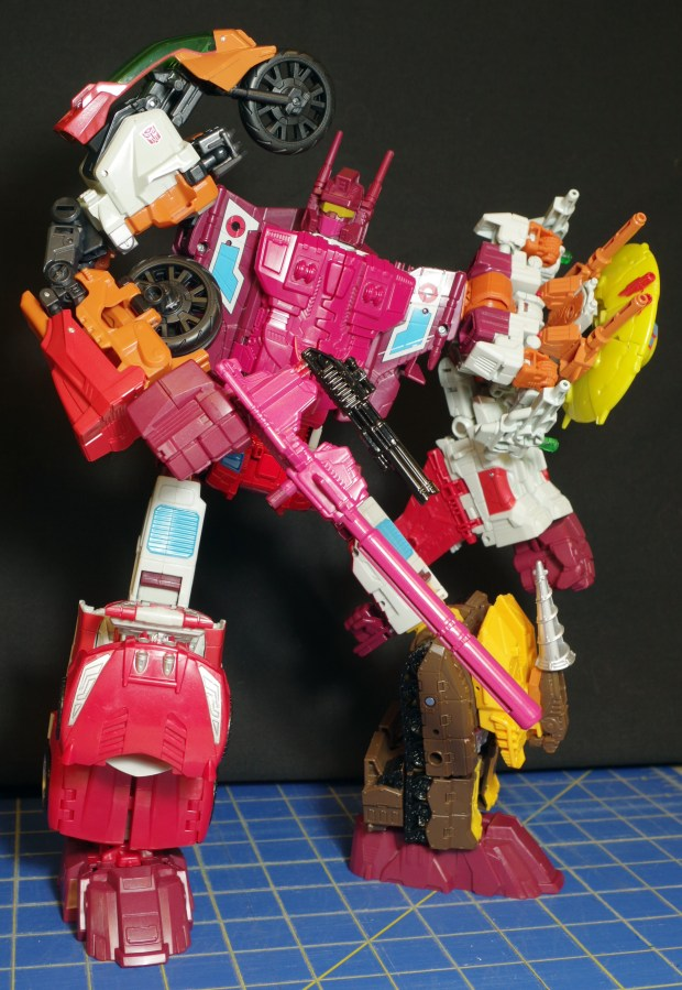 Transformers Combiner Wars Computron