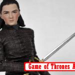 Lameazoid_Review_NECA_Game_of_Thrones_Arya_Stark