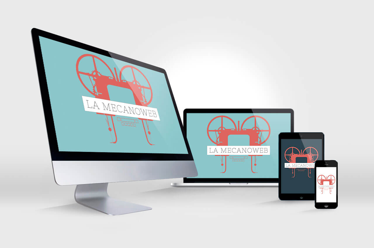Création de site internet - LA MECANOWEB