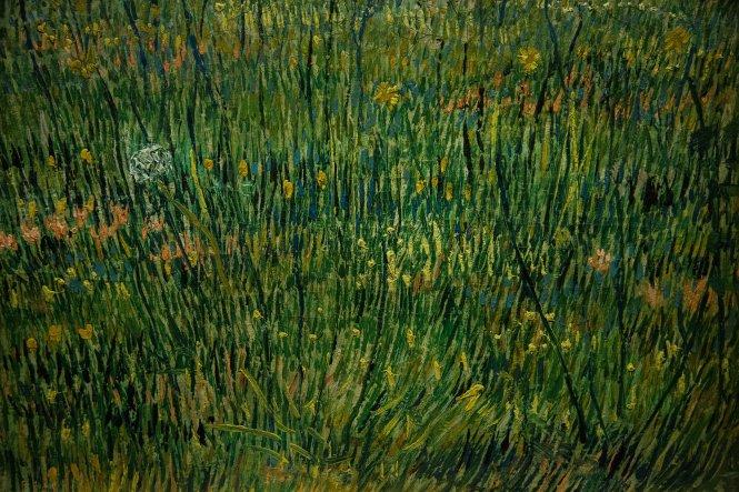 Van Gogh - Patch of Grass