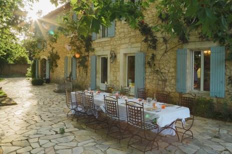 Cavaillon France - Our House