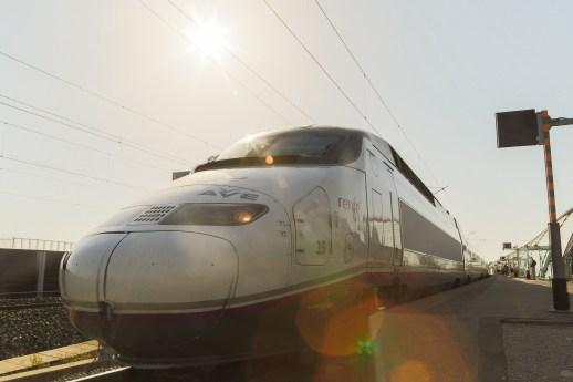 Train back to Paris