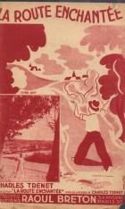 Partition « la route enchantée » MGN fonds local (1945) 782.092 TRE