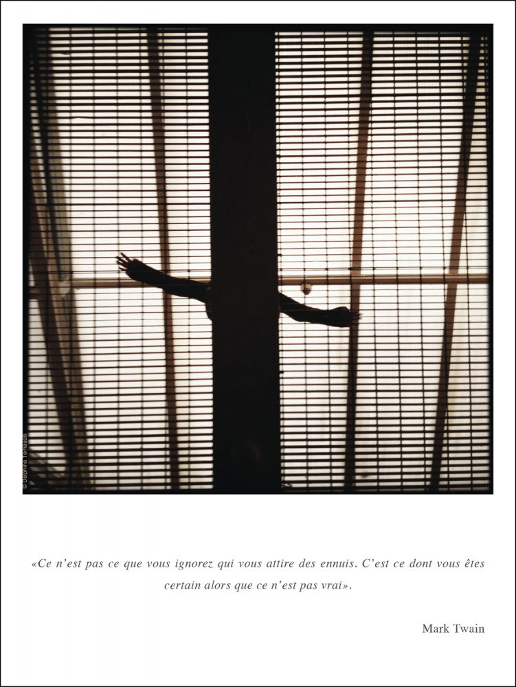 En équilibre © Delphine Tomaselli