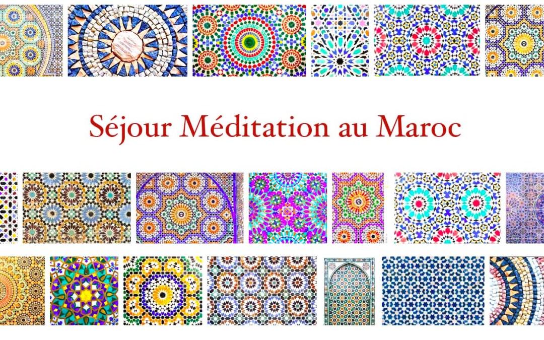 Séjour Méditation Maroc printemps 201910 min de lecture
