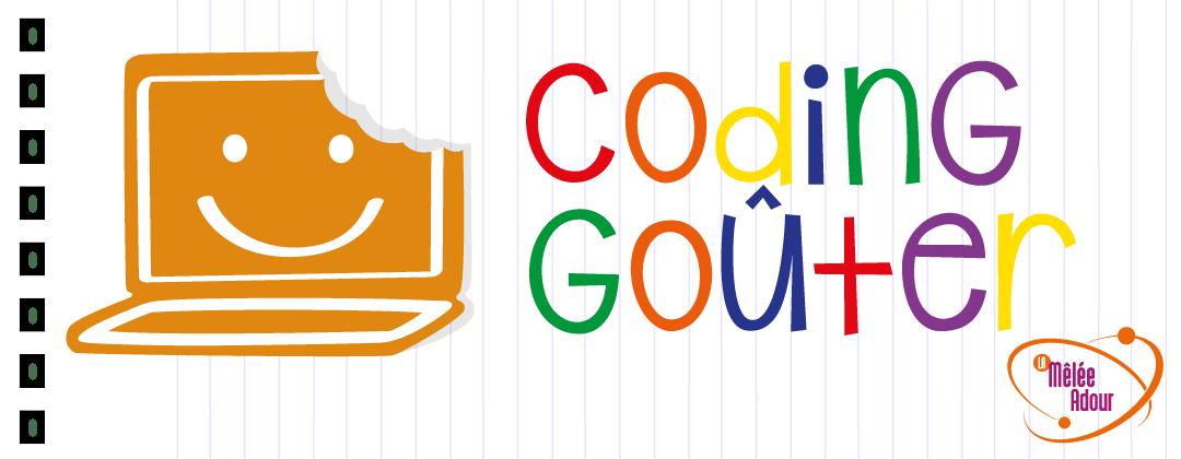 Coding Goûter : le code pour les enfants – 20 novembre 2019