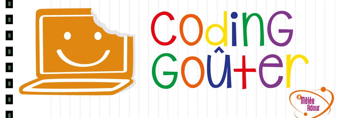 Coding Goûter : le code pour les enfants – 30 janvier 2019