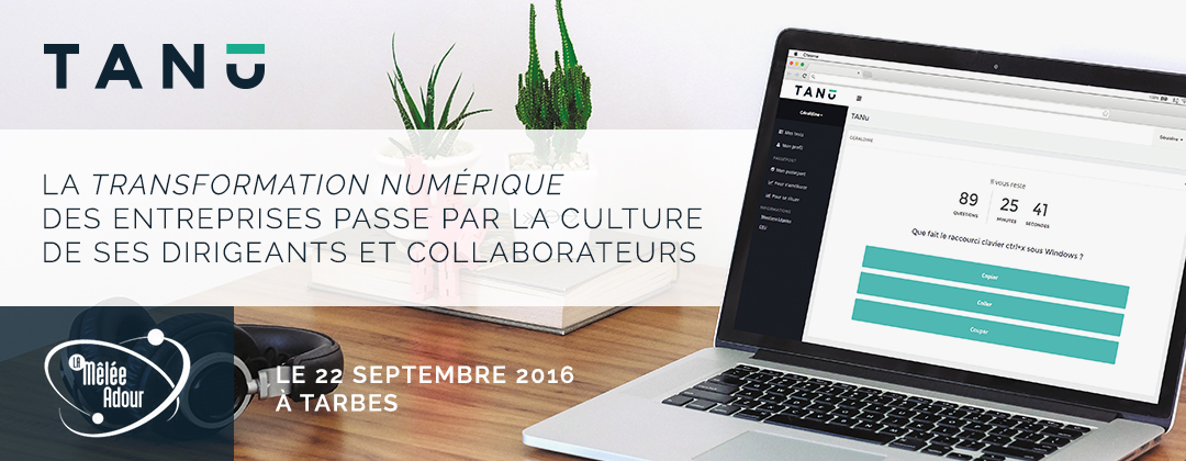 """La transformation numérique : une question """"de culture numérique des salariés"""""""