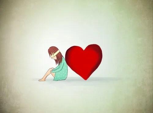 Risultati immagini per paura di amare