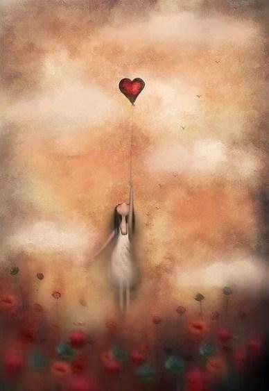 Palloncino-cuore