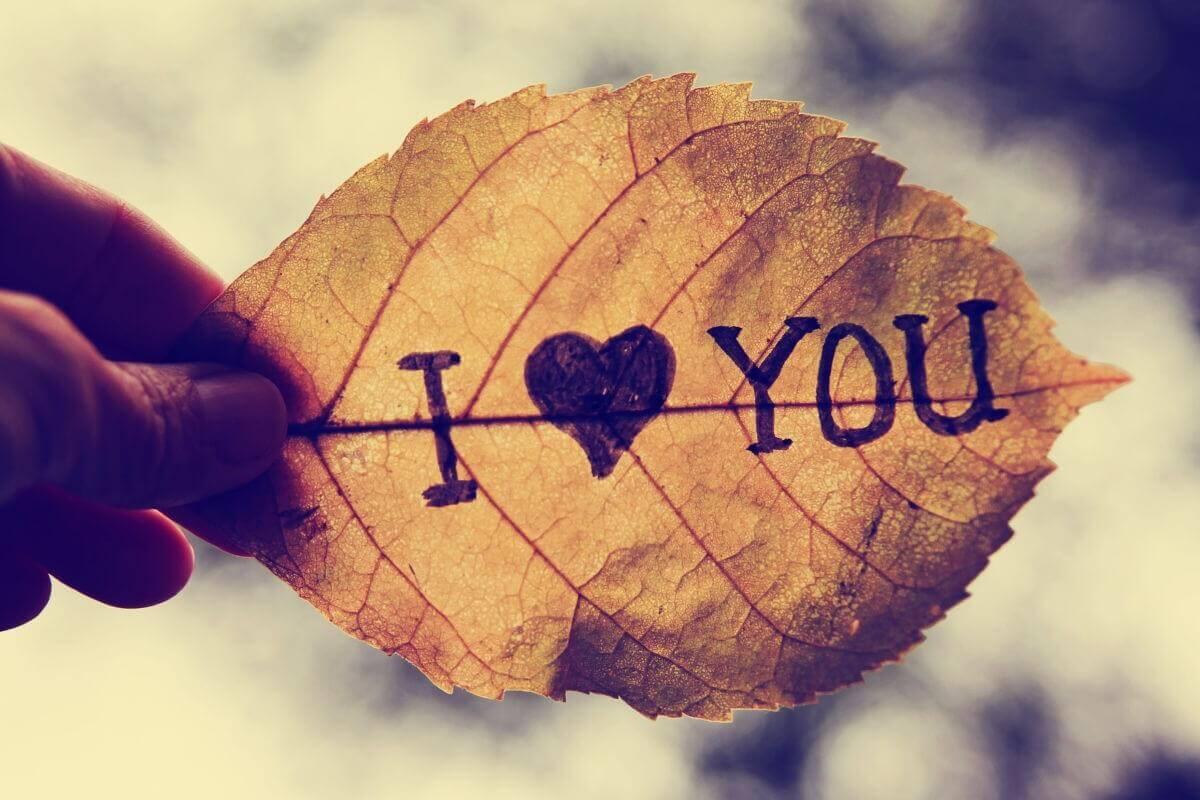 El significado de te quiero en cada etapa de una relacin