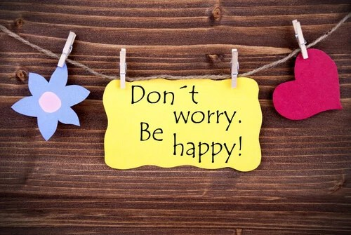 Deja de preocuparte