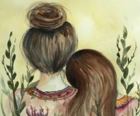 Mujeres dándose apoyo emocional