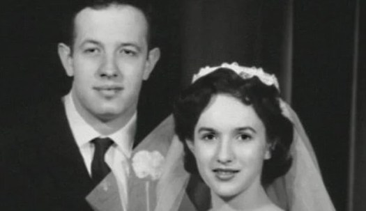 John Nash y su mujer