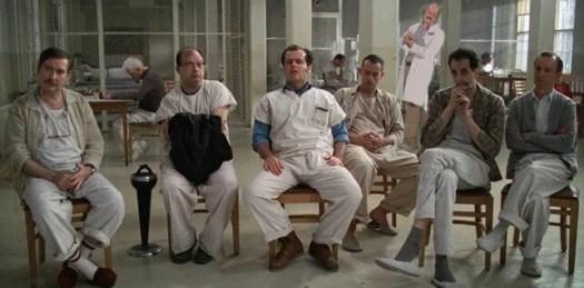 Grupo de pacientes psiquiátricos