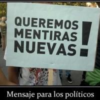 ¿Son políticos o profesionales de la mentira?