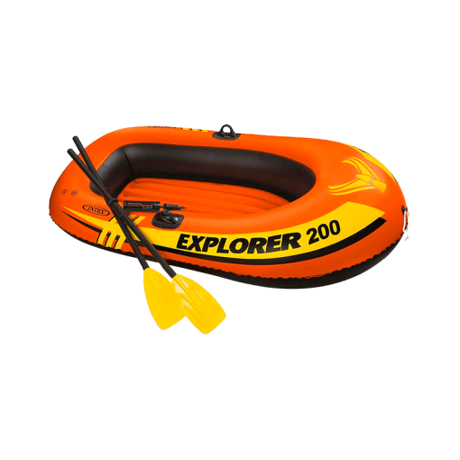 Bote Inflable Explorer 200 Set