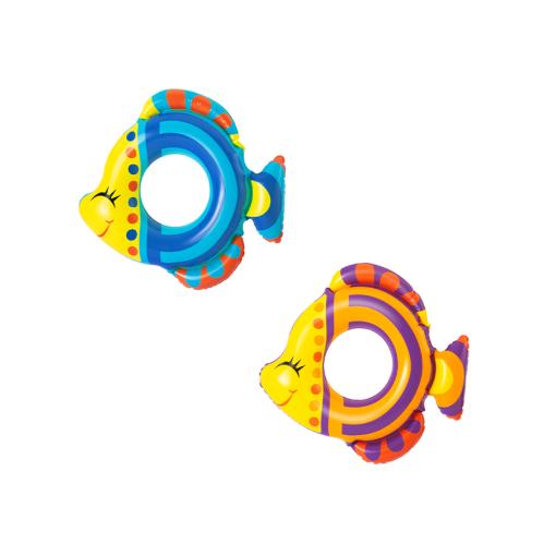 Salvavidas Inflable Infantil Diseño de Pez