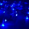 Serie Luz Azul Navideña 60 Focos Led.