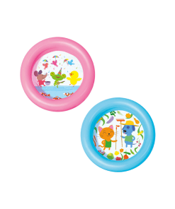 Alberca Inflable de Color Circular para Bebé