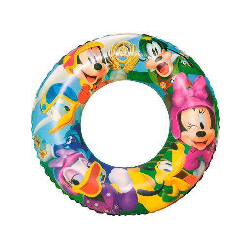 Salvavidas Inflable Infantil Dona Mickey