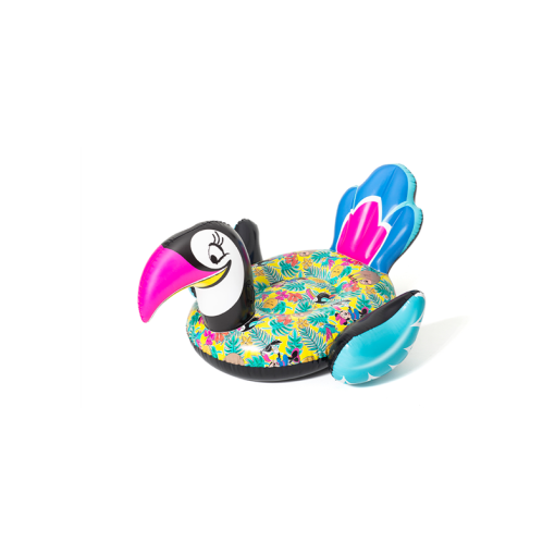 Inflable de Tucan Tropical Montable