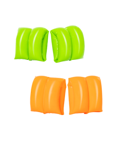 Flotadores Infantiles Para Brazos Inflables Color