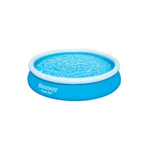 Alberca Inflable Circular Azul Familiar 3.66 m