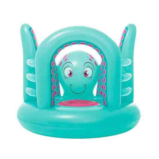 Brincolin Inflable Infantil en Forma de Pulpo