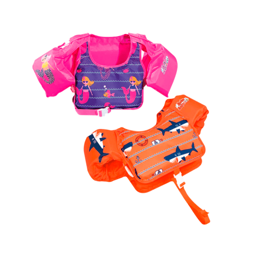 Chaleco Infantil con Mangas Swim