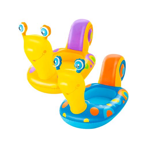 Balsa Bote Inflable Infantil Diseño de Caracol
