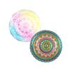 Flotador Inflable Mandala de Color Montable