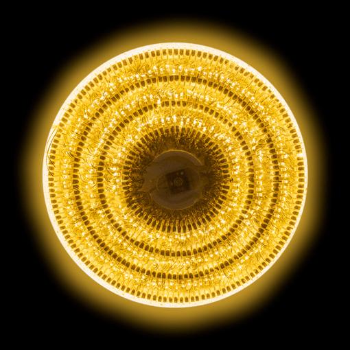 Serie Navideña 400 Focos Luz Calida 18 Mts