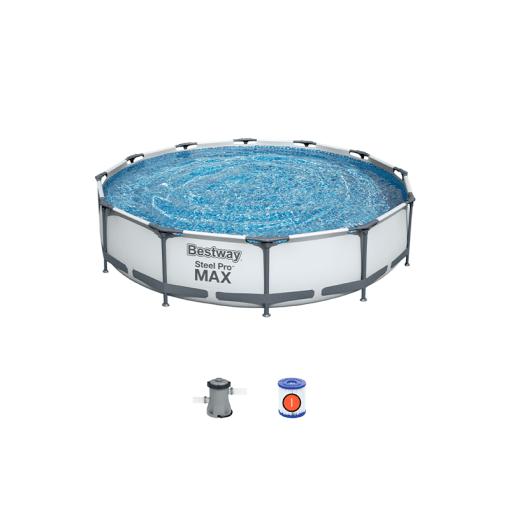 Alberca Circular Rigida Estructural Set 3.66 m