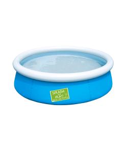 Alberca Inflable Infantil Circular 1.52 m