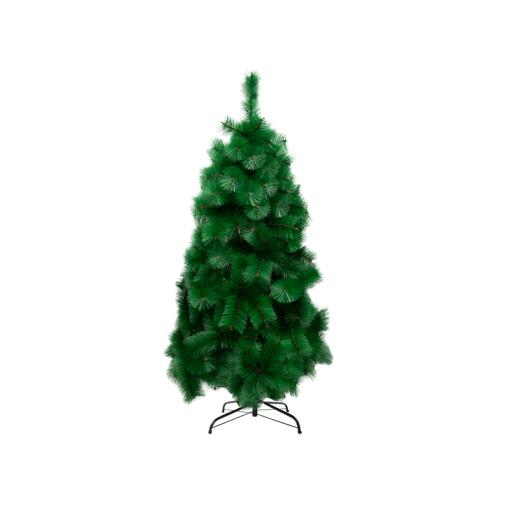 Árbol Pino De Navidad Ramas Cepillo 1.50 Mts