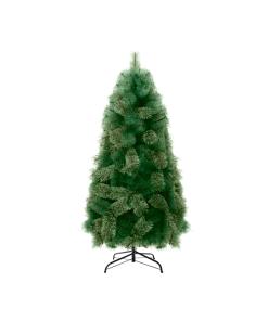 Árbol Pino De Navidad Ramas Bicolor 2.10 Mts